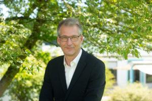 Max Schnitzler Einrichtungsleiter Haus Josef / Haus Sebastian Geschäftsleiter Betreuung und Pflege zu Hause