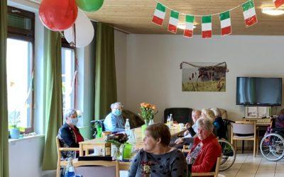 Italienischer Nachmittag im Seniorenheim Tann e.V.